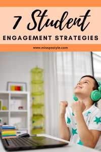 7 student engagement strategies for distance learning