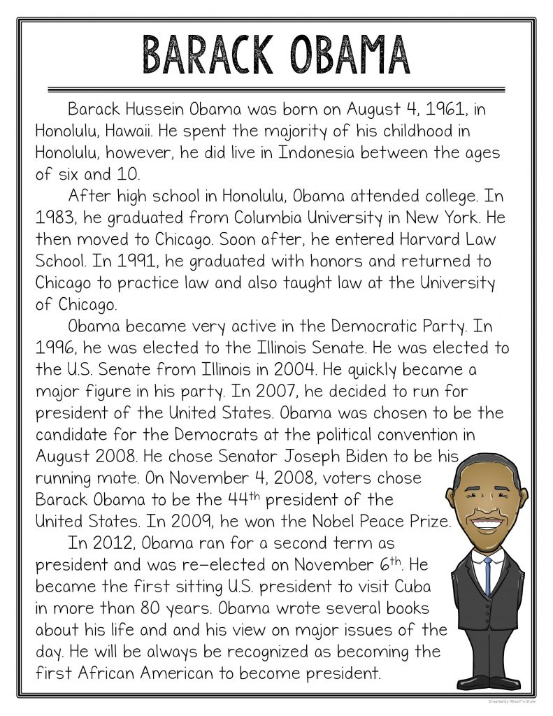 black history biographies