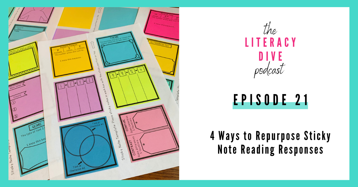 4-ways-to-repurpose-sticky-note-reading-responses